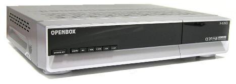 Openbox X-820 přední panel