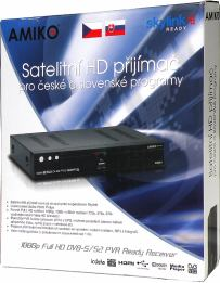 Amiko 7800 krabice