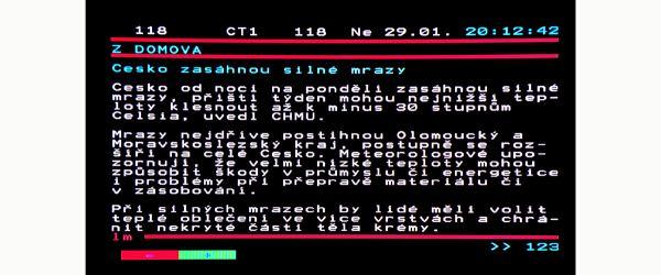 ATlink 100 IR teletext