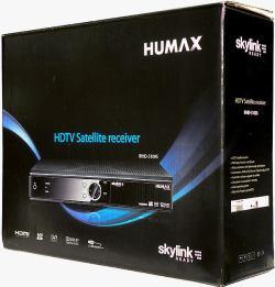 Humax IRHD-5100S krabice