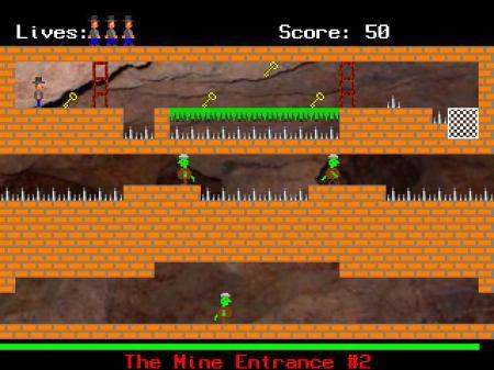 Chaos caverns 2