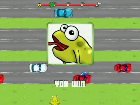 PiX Frogger 3