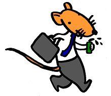 Běh kancelářských krys