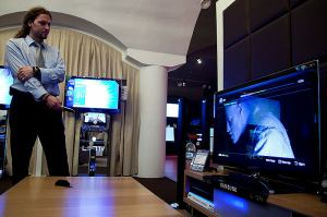 Euronics Palladium 3D televize - 3