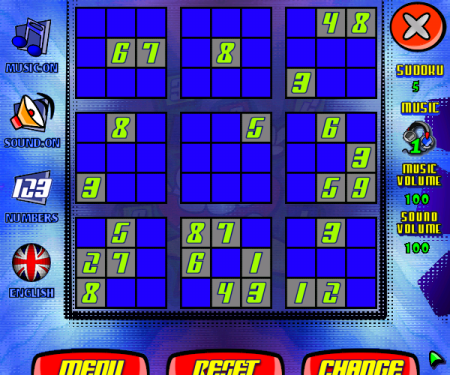 SudokuToon 4