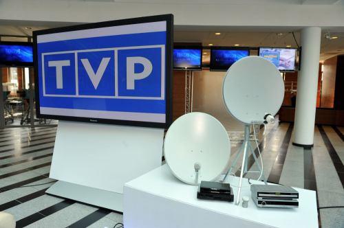 Telewizja Polska - předsálí
