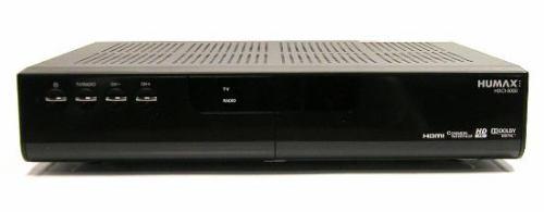 Humax HDCI-5000 přední panel