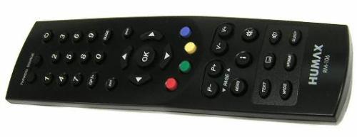 Humax HDCI-5000 dálkový ovladač