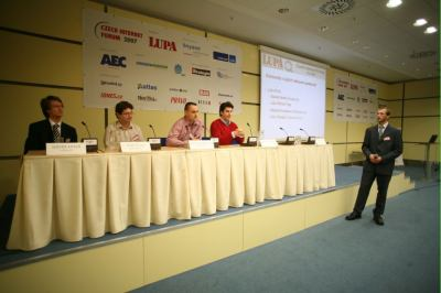 Czech Internet Forum 2007