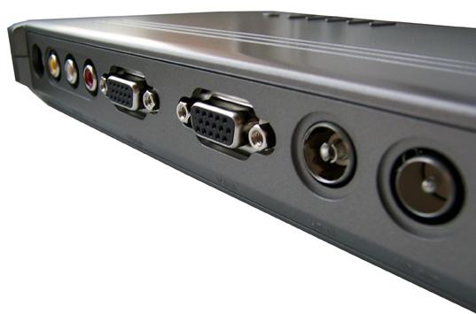 AVer Media STB7 konektory