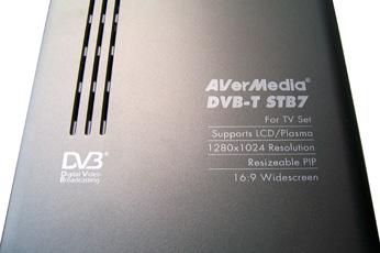 AVer Media STB7 napisy