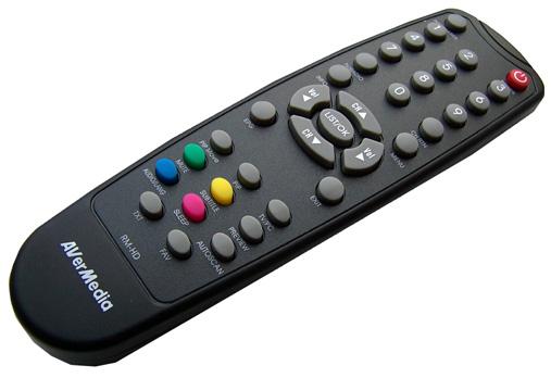 AVer Media STB7 ovladac