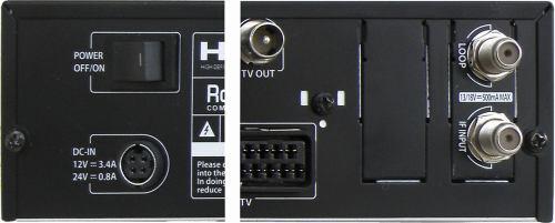 AZ Box HD Premium power anténa