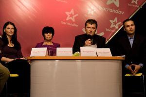 TK TV Barrandov 27.11.2008 - 4