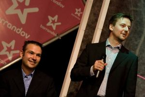 TK TV Barrandov 27.11.2008 - 7