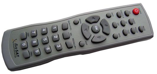 BigSat 6800 ovladac