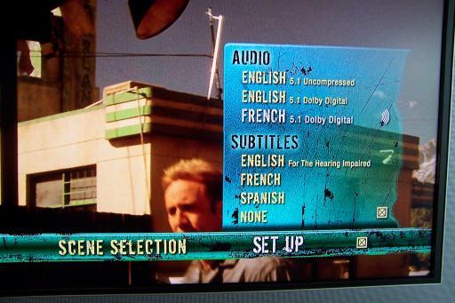 Blu-ray F