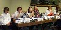Účastníci Safer Internet Forum - 1.