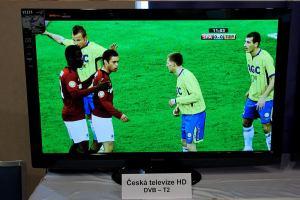 Konference DVB-T2 - ČT HD