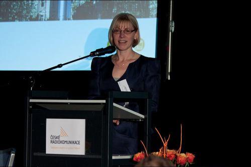 Konference DVB-T2 - Jane Hannah