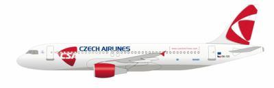 ČSA: nový design - letadlo