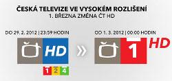 ČT HD - ČT 1 HD