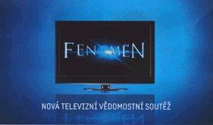 ČT 1 - logo Fenomén