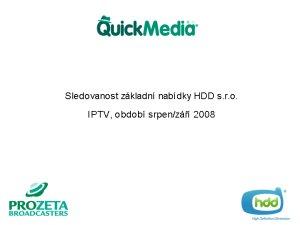 Čermák Prozeta prezentace - Kulatý stůl DZ 30.9.2008
