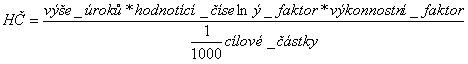 Hodnotící číslo