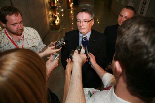 Peter Duhan - volba ředitele ČRo, 28.7.2011