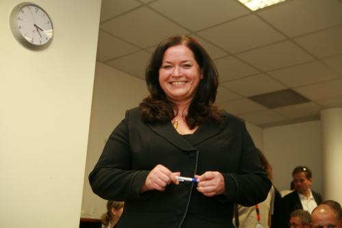 Hana Hikelová - volba ředitele ČRo, 28.7.2011