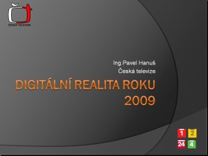 DM 2009 - prezentace Hanuš