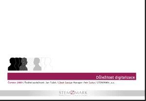 DM 2009 - prezentace Tuček 2