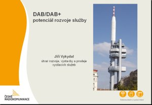 DM 2009 - prezentace Vykydal