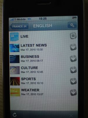 iPhone - France 24