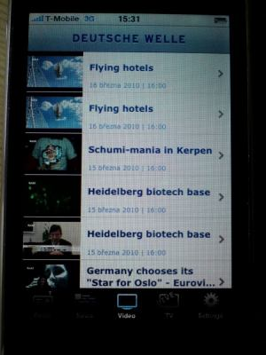 iPhone - Deutsche Welle