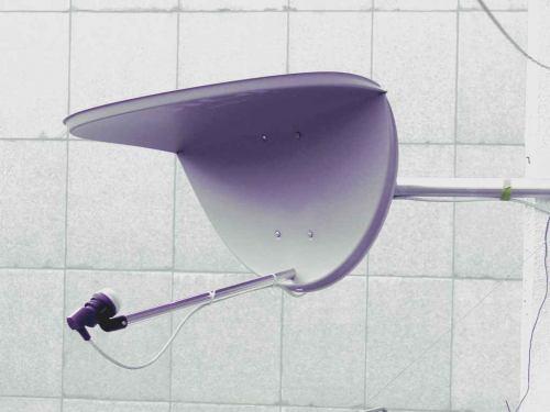 Digi TV - zlomená parabola