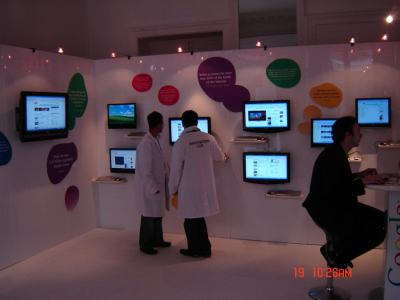 Google Press day 2007 - lab