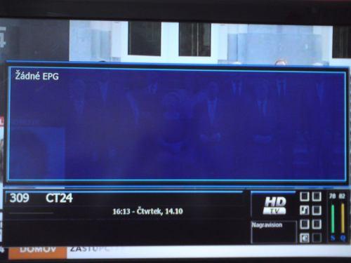 ČT 24 - EPG Digi TV
