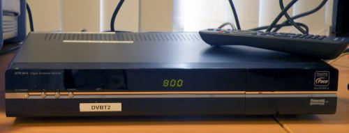 DVB-T2 set-top-box Philips/Pace