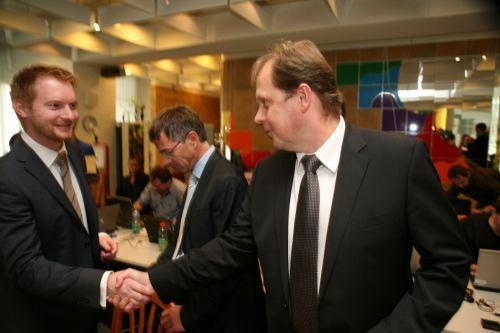 Petr Dvořák, Jan Svoboda
