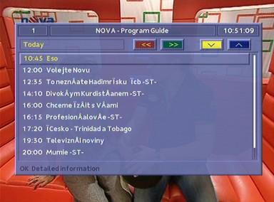 Hauppauge DEC 2000-T EPG TV