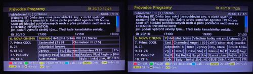 Hyundai HLH 16955 DVD EPG