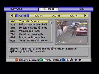 TeleSystem Zapper EPG II