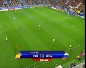 Euro 2008 Prima screen 3