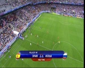 Euro 2008 Prima screen 5