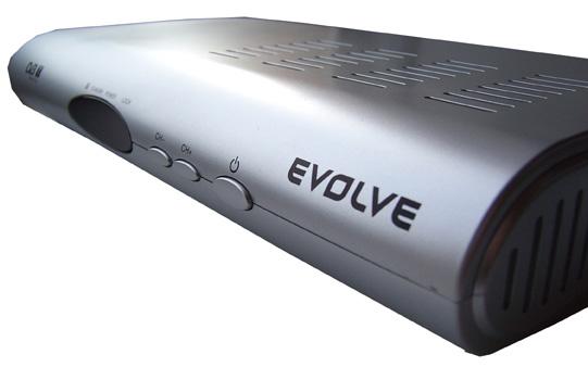 Evolve DT-1201 panel