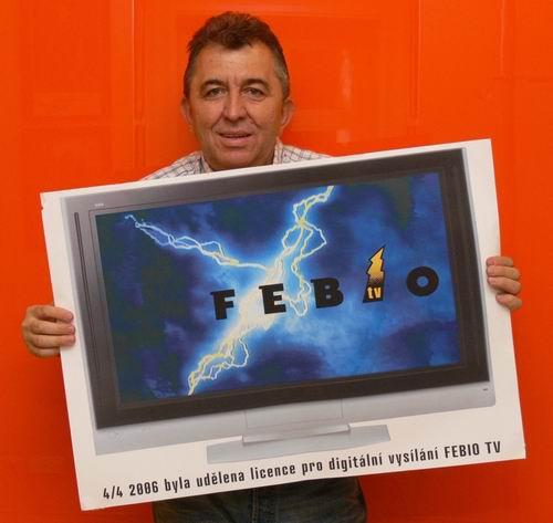 Fero Fenič plakát