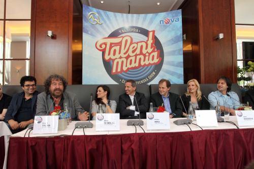 Talentmanie - foto z Bratislavy