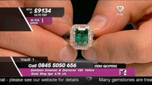Gems TV Extra - teleshopping